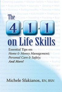 The 4-1-1 on Life Skills Book Cover