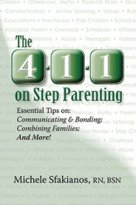 The 4-1-1 on Step Parenting book cover