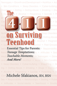 The 4-1-1 on Surviving Teenhood Book Cover