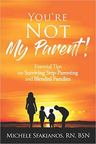 You're NOT My Parent Book Cover